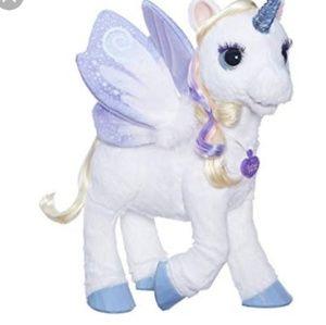 FurReal Star Lily MAGICAL unicorn